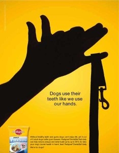 Pedigree Dentastix Advert